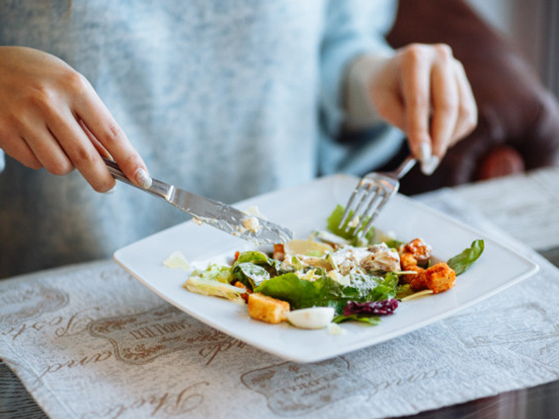 What comprises Healthy Eating?